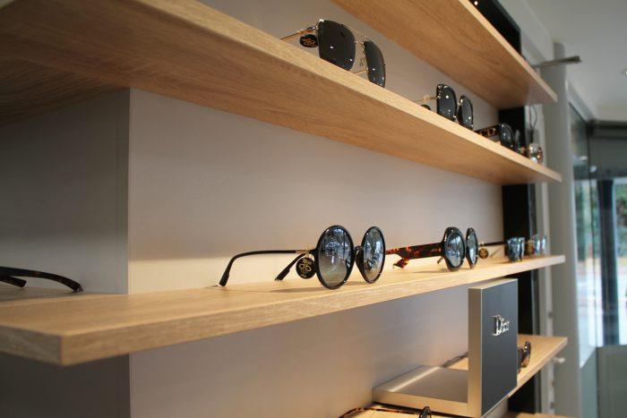 Brillen display