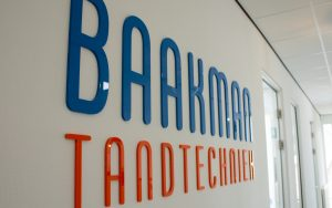 Baakman tandtechniek logo